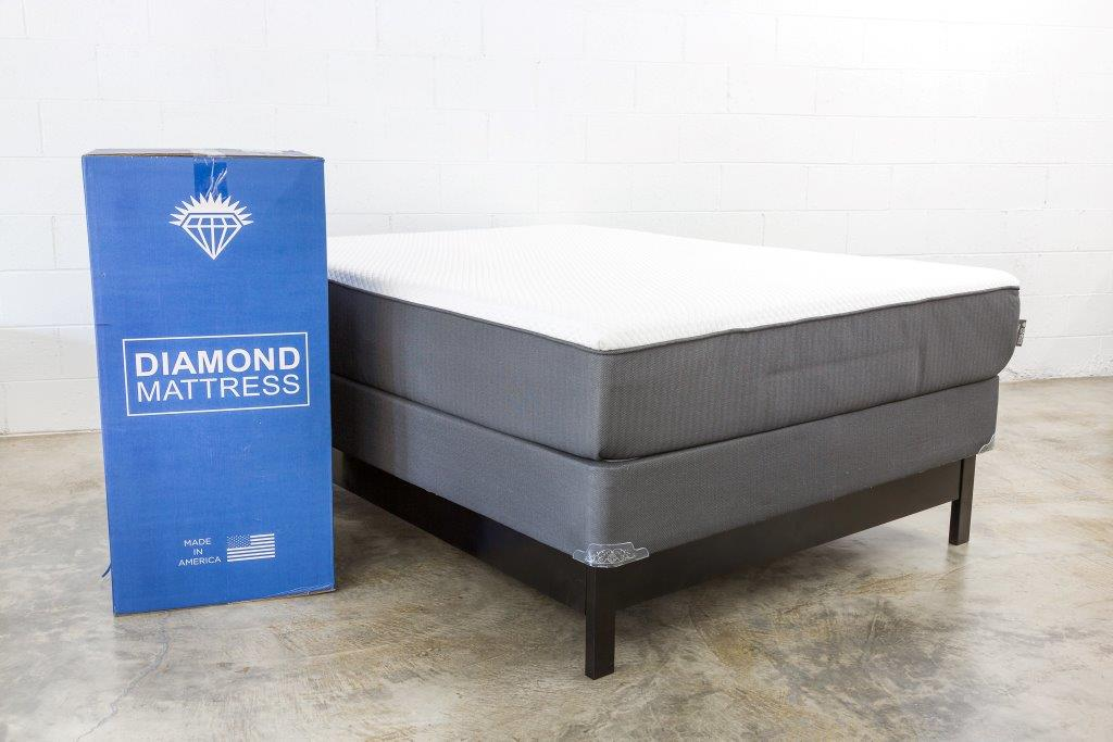 Diamond Mattress Phantom Medium South Coast Furniture