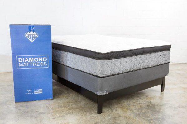 Diamond Mattress Reflections Hybrid Pillow